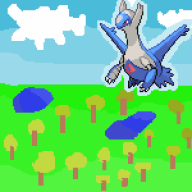 Playful Latios